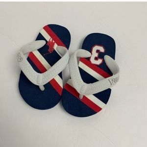 Cute Ralph Lauren flip flops